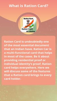 Ration Card- All States screenshot 2