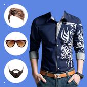 Fancy Shirt Photo Suit icon