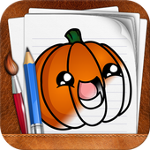 Draw Halloween Ideas icon