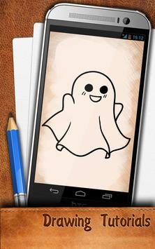Draw Halloween Ideas apk screenshot