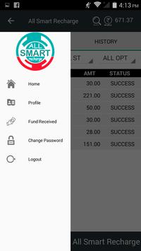 All Smart Recharge App screenshot 3