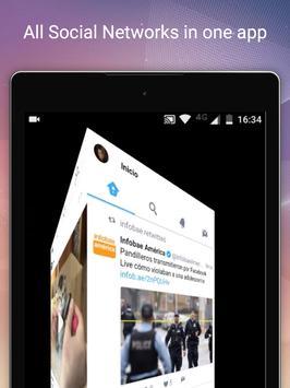Social Media All in One App screenshot 3