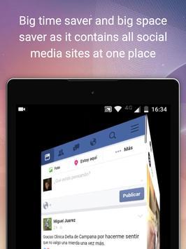 Social Media All in One App screenshot 4