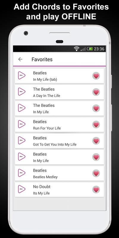 Guitar Chords, Songs, Lyrics Offline for Android - APK Download