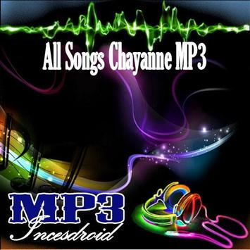 All Songs CHAYANNE poster