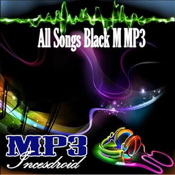 All Songs BLACK M poster