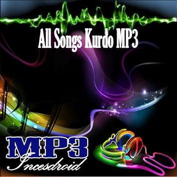 All Songs KURDO poster
