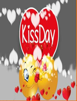 Kiss Day Greetings 2017 screenshot 5