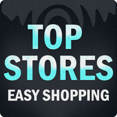 All Top Stores Easy Online Shopping App icon