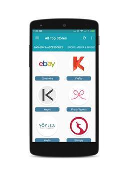 All Top Stores Easy Online Shopping App apk screenshot