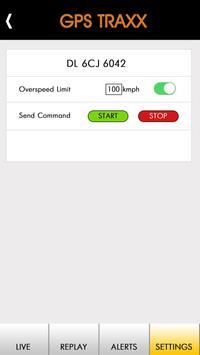 AllTrack GPS screenshot 4