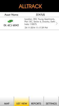 AllTrack GPS screenshot 5