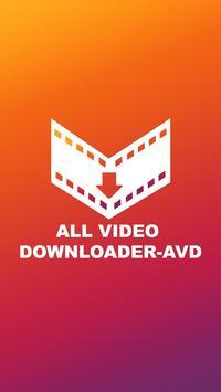 All Video Downloader - AVD screenshot 1