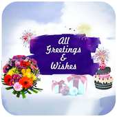 Alll Wishes Images and Greetings icon