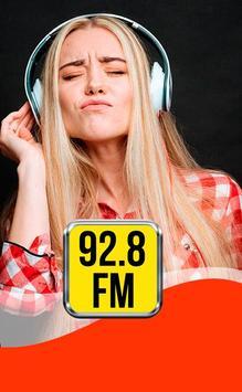 92.8 FM Radio free radio online screenshot 1