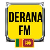 FM Derana Radio icon
