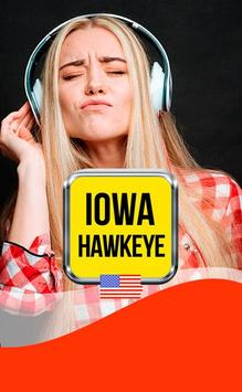 Iowa Hawkeye Radio screenshot 1