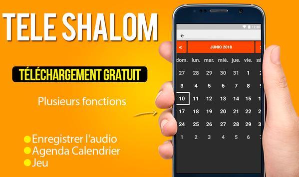 Radio Tele Shalom FM Haiti Radio Apps For Android screenshot 1
