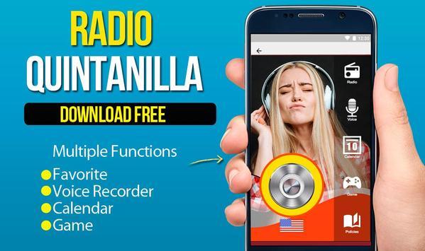 Se lena Radio Quintanilla poster