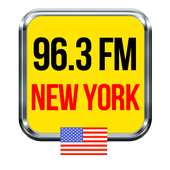 x 96.3 fm new york icon