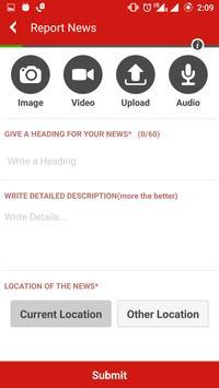 Ranchi Express - Latest News apk screenshot
