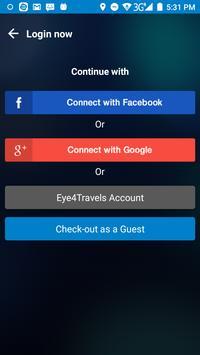 Eye4travels apk screenshot