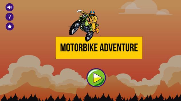 Motorbike Adventure poster