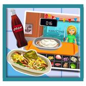 Small Burger Dash icon