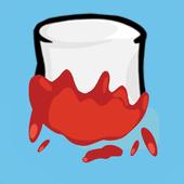 Funny Marshmallow Game icon