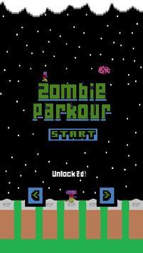 Zombie Parkour poster