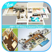 1000+ 3D Home Layout Design icon