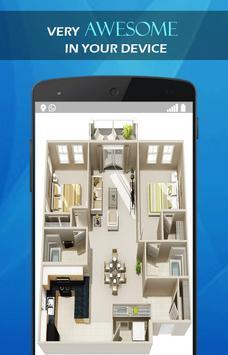 1000+ 3D Home Layout Design screenshot 3