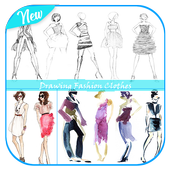 Drawing Fashion Clothes Tutorial For Android Apk Download