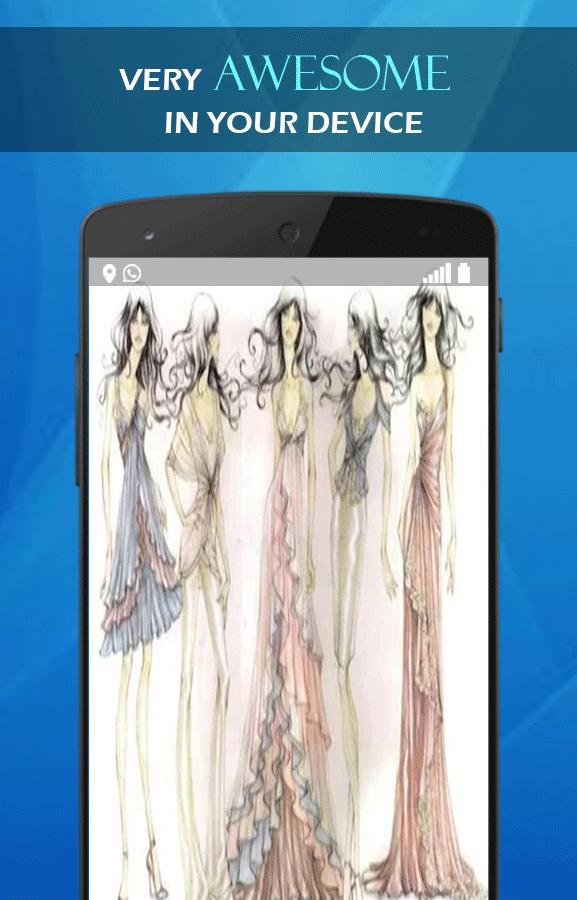 Fashion Sketch Ideas poster