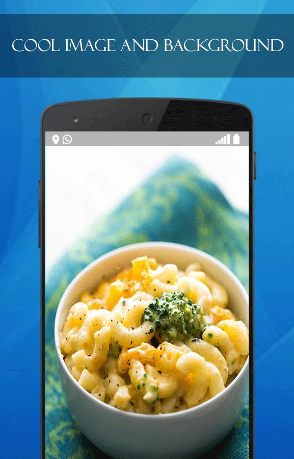 Macaroni Dan Resep Keju For Android Apk Download