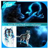 Wolf Blood Darkness wallpaper icon