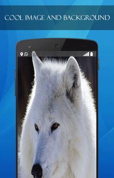 Wolf Blood Darkness wallpaper screenshot 1