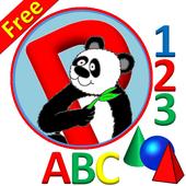 ABC 123 Learn English icon