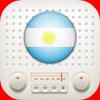 Radios de Argentina AM FM biểu tượng