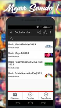 Bolivia AM FM Radios Free screenshot 5