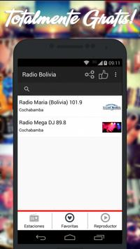 Bolivia AM FM Radios Free screenshot 13