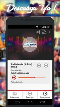 Bolivia AM FM Radios Free screenshot 11