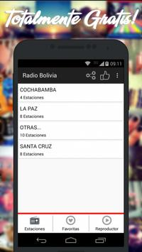 Bolivia AM FM Radios Free screenshot 14