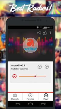 Guatemala Radios AM FM Free screenshot 11