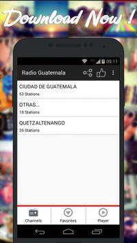 Guatemala Radios AM FM Free screenshot 3