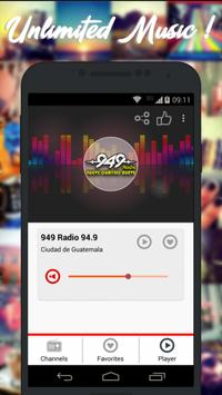 Guatemala Radios AM FM Free screenshot 6