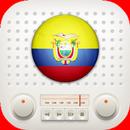 Radios Ecuador AM FM Free APK