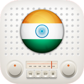 Radios India AM FM Free icon