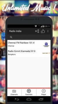 Radios India AM FM Free screenshot 3