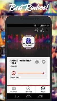 Radios India AM FM Free poster